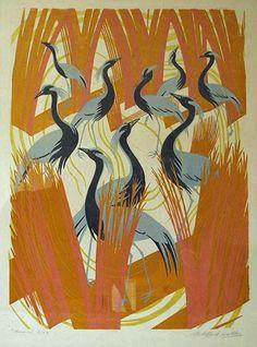 Clifford Cyril Webb (British, 1895-1972).