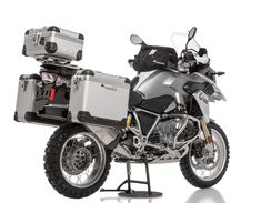 BMW R1200GS | Building a Water-Cooled BMW R1200GS | Cheryl & Leslie's Motorcycle ...