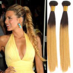Cheap 6A Brazilian Virgin Hair Straight Brazilian Human Hair Weave 1b/144# 50g/p #WIGISS #HairExtension
