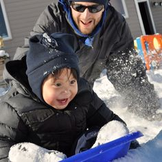 Keeping Your Active Toddler Busy in Winter