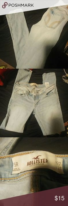 Hollister jeans Light wash, skinny, and are too small for me Hollister Jeans Skinny Hollister Jeans, Cool Style, Buy And Sell, Skinny Jeans, Pants, Beauty, Fashion, Trouser Pants, Moda