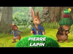 PIERRE LAPIN (Dessin animé) - Episode 1 : Le voleur de radis - YouTube