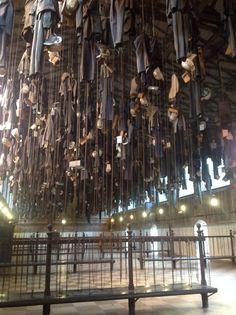 Salle des pendus musée de la mine à saint-etienne @Marion Richez