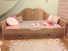 Elite Kids -Dear Darling Sofa Bed with Pull Out Drawer Bed, £695.00