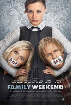 family weekend movie with olesya rulin