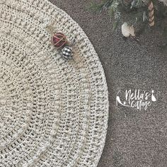 Excited to share the latest addition to my shop: Crochet Pattern - Crochet Tree Skirt - Tree Skirt Pattern - Amara Tree Skirt - Crochet - Pattern - Crocheted Patterns - Christmas Patterns Christmas Tree Skirts Patterns, Xmas Tree Skirts, Crochet Christmas Trees, Christmas Crochet Patterns, Holiday Crochet, Christmas Bells, Christmas Crafts, Crochet Ornaments, Crochet Snowflakes