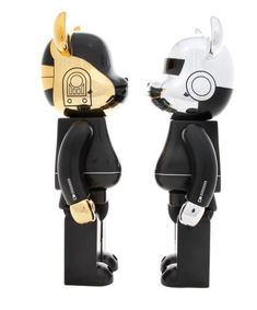 Daft Punk Be@rbricks, would shank someone for this!