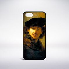 Rembrandt - Self-Portrait In A Velvet Beret Phone Case