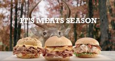 The new Arby's venison sandwich is incredibly popular in Nashville, with stores quickly selling out of the limited-edition meals.