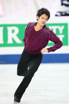 Takahiko Kozuka(JPN)