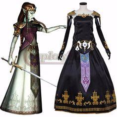 Image result for Zelda dress Zelda Dress, Twilight Princess, Costume Accessories, Adulting, Samurai, Halloween Carnaval, Victorian, Costumes, Cosplay Dress