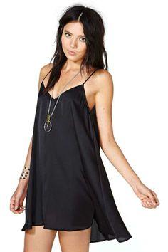 Slip Away Dress