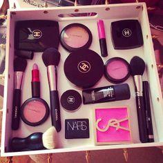 high end makeup :)