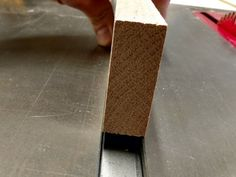 How To Make Table Saw Runners - The Power Tool Website - How To Make Table Saw Runners Pin Share 1 Email SHARES If you've spent any time in the wood - Home Made Table Saw, Small Table Saw, Diy Table Saw, Make A Table, Jet Woodworking Tools, Popular Woodworking, Woodworking Crafts, Table Saw Sled, Table Saw Jigs