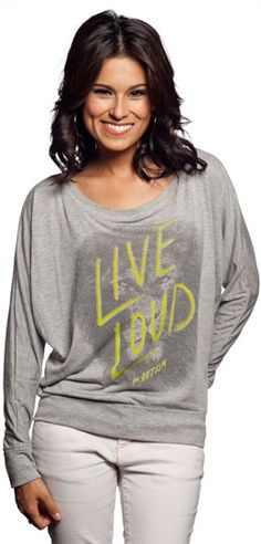 Live Loud for Autism ~ a sevenly shirt