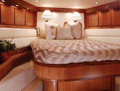 Bertram 70 #bedroom #luxury #yacht