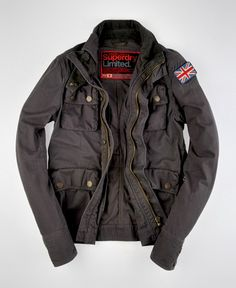 Trials Jacket by Superdry