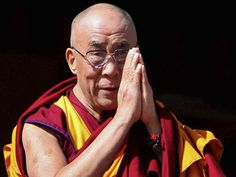 Dalai Lama--We saw him speak at Central Park in New York City. One of the truly amazing experiences of our lives. Plus, we saw Woody Allen the same day--shopping for antiques. Perfect karma.