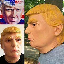 2016 NEW Donald Trump Costume Mask Realistic Latex Masquerade Carnival Mask Donald Trump Costume, Carnival Masks, Masquerade, Latex, Costumes, Eyes, Dress Up Clothes, Mardi Gras Masks, Fancy Dress