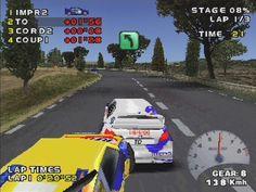 V-Rally 2 - PSX