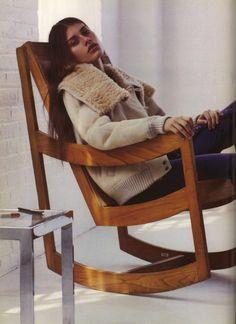 Vogue Paris, November 2003