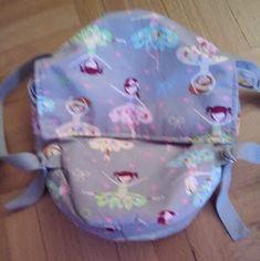 Le sac à poupée, couffin, sac à dos et porte bébé...pour la poupée Ariel 30cm