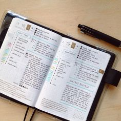 """2,142 Likes, 10 Comments - Lavennz Ooi (@penpapersoul) on Instagram: """"Occasionally, the weekends pages in my Hobonichi are mostly blank with a little tasks and food…"""""""