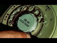 Direct Distance Dialing circa 1959 Southwestern Bell Telephone Company: http://youtu.be/yoYq6uA_Lhw #telephone #BellSystem #LongDistance