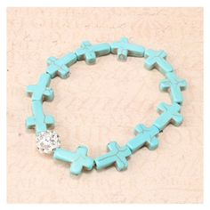 30% OFF BUNDLESREAL Turquoise Turquoise beaded braceletI'm offering 30% off 2 items or more. There's a $15 section at the bottom of my closet to help the discount kick inThe item is new, direct from maker without store tags FINAL PRICE UNLESS BUNDLED Posh Garden Jewelry Bracelets