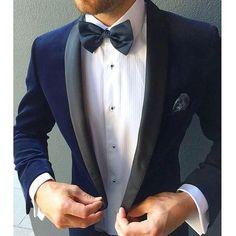 2016 New Designed Velvet Tuxedos Wool Shawl Lapel British Style Custom Made Mens Suit Slim Fit Blazer Wedding Suits For MenSuit+Pant Mens Wedding Attire Prom Tux From Brucesuit, $131.16  Dhgate.Com