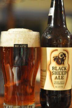 Black Sheep Ale - my favourite English ale