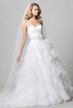 Brides: Wtoo Brides :  19819 Samina  Love! Dress #2