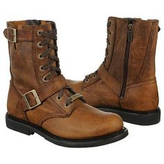 These are a sexy alternative to black....under the right jeans. Harley Davidson Men's Ranger Boot