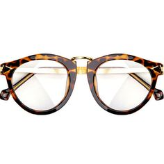 Leopard Arrow Readers ($17) ❤ liked on Polyvore featuring accessories, eyewear, eyeglasses, glasses, sunglasses, clear eyeglasses, clear glasses, retro eyewear, clear lens glasses and retro glasses