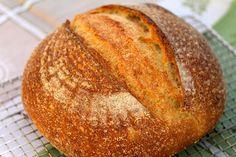 Karen's Kitchen Stories: Semolina Sourdough Bread