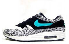 "Nike Air Max 1 ""Atmos Elephant"""