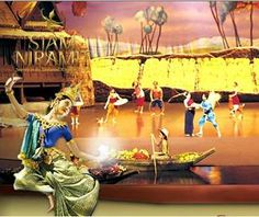 Siam Niramit For Show and Thai & Western Buffet Dinner    Siam Niramit is a world-class performance of Thailand's arts and cultural heritage. Set in the heart of Bangkok affording convenient access by MRT subway and major thoroughfares, this must-see spectacular is performed on the gigan...