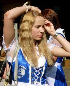 Impressionen vom Trachten-Shooting mit Bembeltown Design und Frankfurter Trachtenmoden. #Bembel #Frankfurt #Tracht #Hessen #Lederhose #FrankfurtDirndl #BembelLederhose