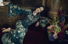 Cover Story | Actress Eva Green on ambition, her red-carpet armor, and who…