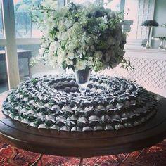 mesa de bem casados, sempre elegantes...