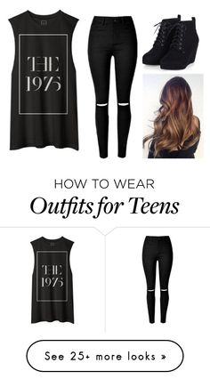"""""""We'd Go, and Nobody'd Know."""" by youre-555-im-666 on Polyvore featuring women's clothing, women, female, woman, misses and juniors"""