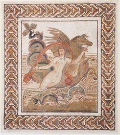 4 i tappeti di pietra della tunisia romana