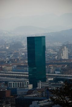 Primetower Zurich, Skyscraper, Multi Story Building, Skyscrapers