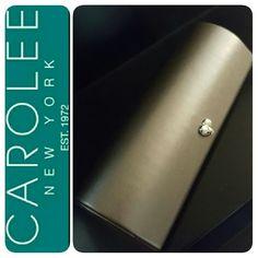 Carolee Eyeglasses Case Carolee New York Signature Eyeglasses Case  in Dark Grey Shade, Excellent Used Condition carolee Accessories