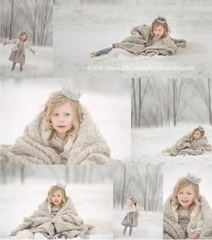 Munchkins and Mohawks Photography  Winter Session!