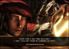 Assassins Creed Confessions Leonardo da Vinci
