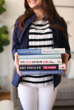 The Underground Book Club You Didn't Know Existed Scrappy Little Nobody, New Food Trends, Trade Books, Mindy Kaling, Amy Poehler, Beach Reading, Anna Kendrick, Reading Challenge, Basic Style