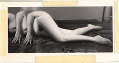 WEEGEE [Female nude distortion]