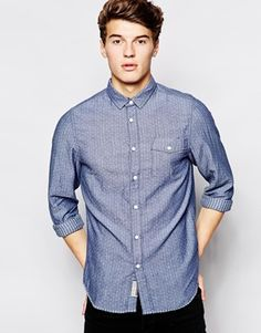 Brave Soul Spot Shirt #asos