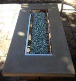 Outdoor Fire Table Outdoor Fire Table, Fire Bowls, Plants, Home Decor, Homemade Home Decor, Plant, Interior Design, Home Interiors, Decoration Home